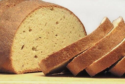 Düsseldorfer Stutenbrot Süßes Brot zuckerfrei low-carb glutenfrei
