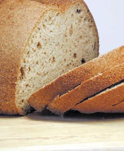 Rheinisches Bauernbrot eiweissbrot glutenfrei Brot backen low carb ohne Kohlenhydrate