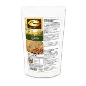 Aachener Körnerbrot eiweissbrot glutenfrei Brot backen low carb ohne Kohlenhydrate