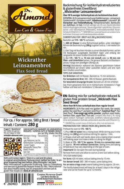034_Wickrather-Leinsamenbrot-low-carb-glutenfrei-Backmischung-Eiweissbrot