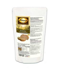 Wickrather Leinsamenbrot Dr. Almond low-carb Brot glutenfrei keto baguette rezept paleo