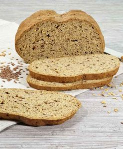 034_Wickrather-Leinsamenbrot-low-carb-glutenfrei-Backmischung-Eiweissbrot