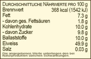 Erdnussprotein Erdnussmehl