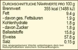 Kuerbiskernprotein