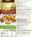 067_Weihnachtszauber Nussplätzchen Backmischung low-carb glutenfrei paleo sojafrei Weihnachtsplätzchen Weihnachtskekse