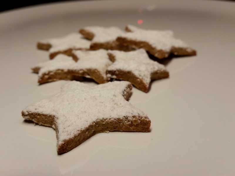 Weihnachtszauber Dr Almond lowcarb glutenfrei