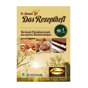 Rezeptheft Nr-1 low carb glutenfrei