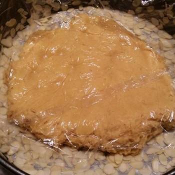 Mandelkuchen Mattentart lowcarb glutenfrei