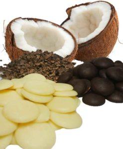 Kakaoprodukte, Öle & Sahnepulver