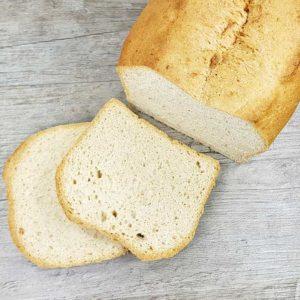 Toastbrot low carb glutenfrei paleo Brotbackmischung Brot selber backen keto