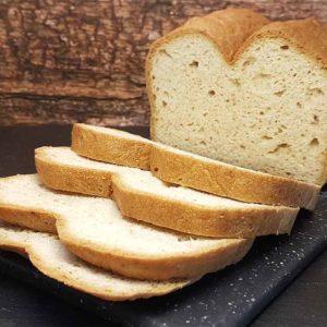 Toastbrot low-carb glutenfrei sojafrei eiweissbrot Paleo Backmischung Brot keto