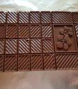 Milchschokolade-Low-carb-Tafel