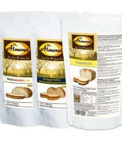 Dr. Almond Spar-Set Brote