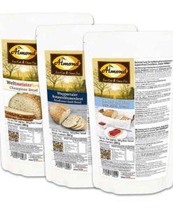 Spar-Set Probierpaket Low Carb Brote glutenfrei sojafrei