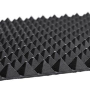 Backmatte Pyramiden