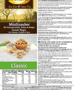 083-03_Mueslizauber-Classic-lowcarb-Muesli-glutenfrei-sojafrei-Etikett