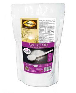 Dr. Almond Low-carb Süße Süßstoff Zuckerersatz