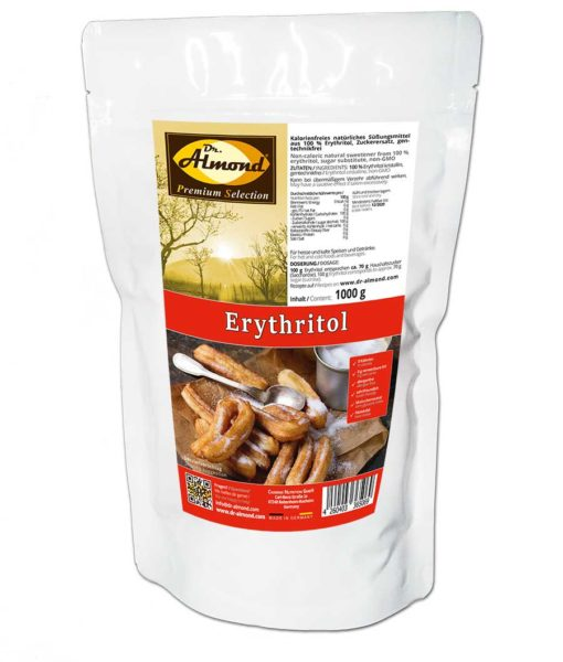 Erythritol Erythrit zuckerersatz xucker light no sugar serapur