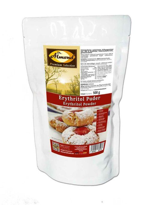 Erythritol Erythrit zuckerersatz xucker light no sugar serapur Puder Puderzucker