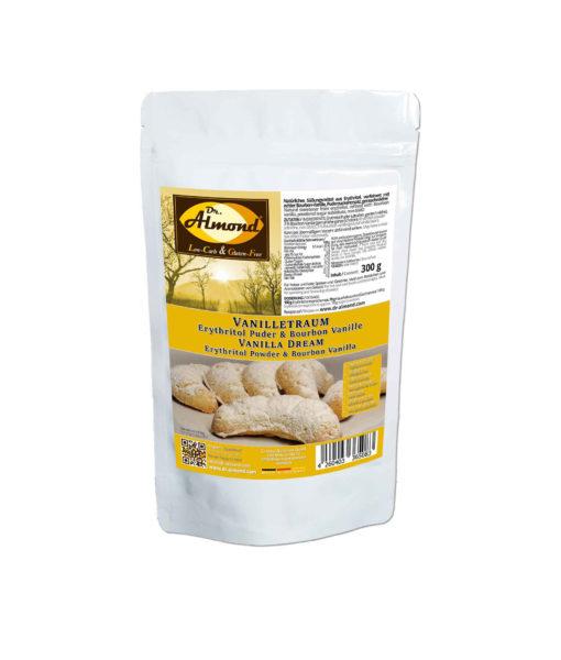 Erythritol Erythrit zuckerersatz xucker light no sugar serapur Puder Puderzucker Vanilla Sweet Vanillezucker