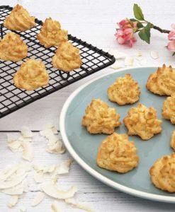 069-01_Weihnachtszauber-KOKOSMAKRONEN-low-carb-glutenfrei-keto-kekse