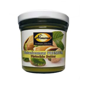 Pistazienmus low-carb für low-carb glutenfreies Gebäck, low-carb Eiscreme, low-carb Schokolade
