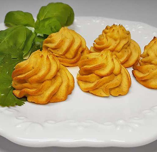 Zitrusfaser low-carb Bindemittel Saucenbinder Soßenbinder glutenfreier Stärkeersatz Herzogin Kartoffeln
