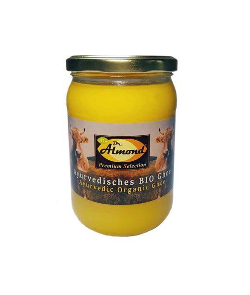 BIO Ghee Butterschmalz geklärte Butter zum Braten