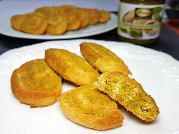 Pistazienkekse low-carb kekse rezept glutenfreie kekse kuchen