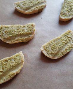 Pistazienkekse low-carb kekse rezept glutenfreie kekse kuchen paleo