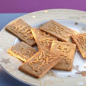 spekulatius Lurch flexiform silikonbackform keksform weihnachten