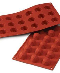 Silikonformen für Schokolade & Pralinen