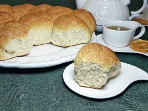 Buchteln Germteig Backmischung Teigmischung low-carb glutenfrei sojafrei keto paleo kalorienarm