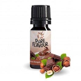 Pure Flavour Aroma Nuss Nougat flavdrops zuckerfrei kalorienfrei