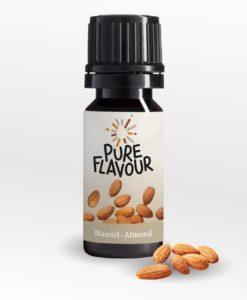 Pure Flavour MANDEL Bittermandel Marzipan Natürliches Aroma