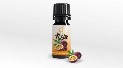 Pure Flavour PASSIONSFRUCHT (Maracuja) Natürliches Aroma