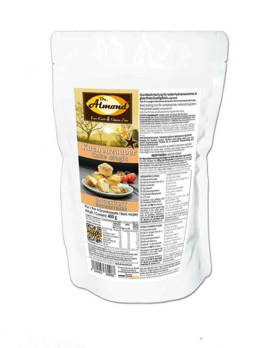 Kuchenzauber-UNGESUESST-lowcarb-glutenfrei-Kuchen-Muffins-Waffeln-Kekse-herzhaft