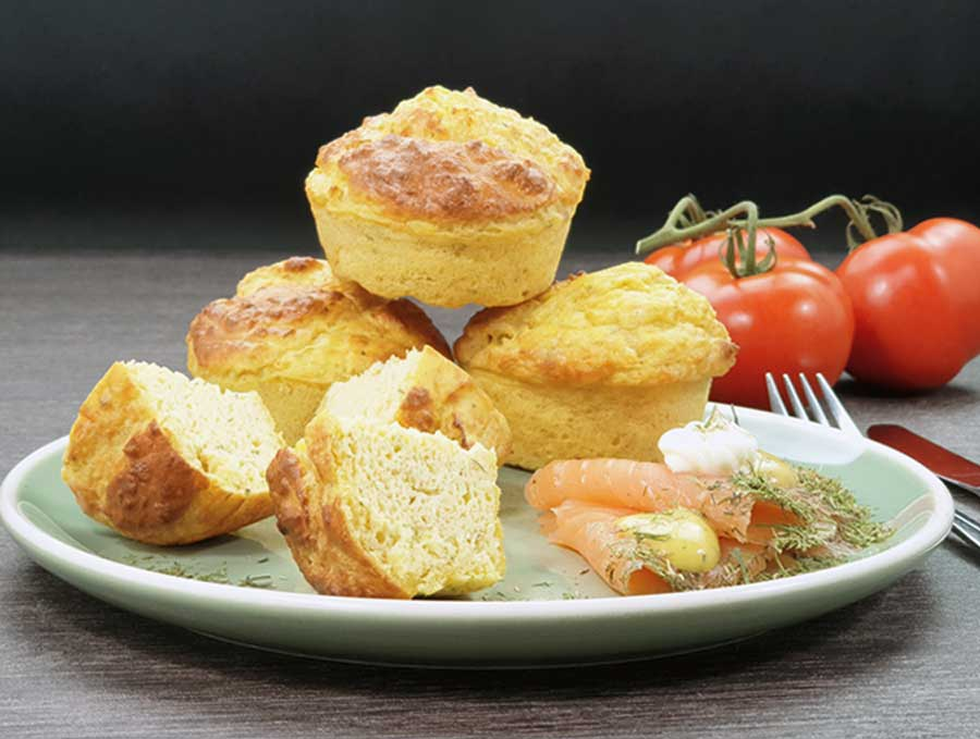 Kuchenzauber Ungesüsst Backmischung Für Süße Herzhafte Kuchen