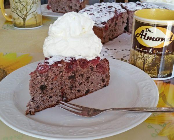 KUCHENZAUBER Classic - Backmischung für Kuchen, Muffins, Pfannkuchen und mehr - low-carb, glutenfrei, sojafrei, keto Kuchenmix