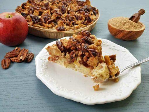 Apfelkuchen mit Kuchenzauber
