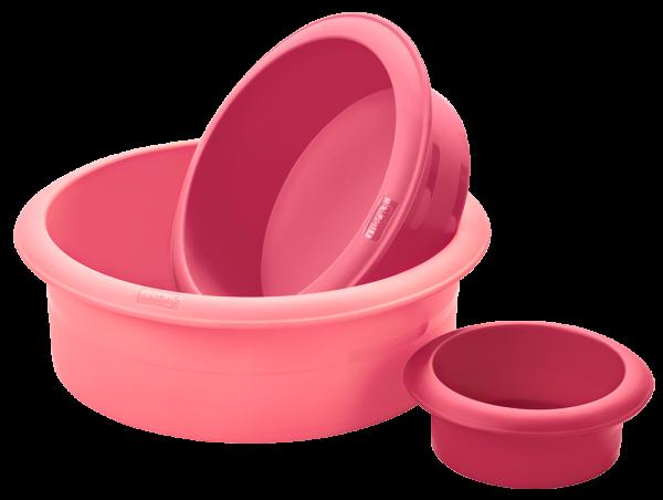 Lurch Flexiform Tortenform 3er Set Candy