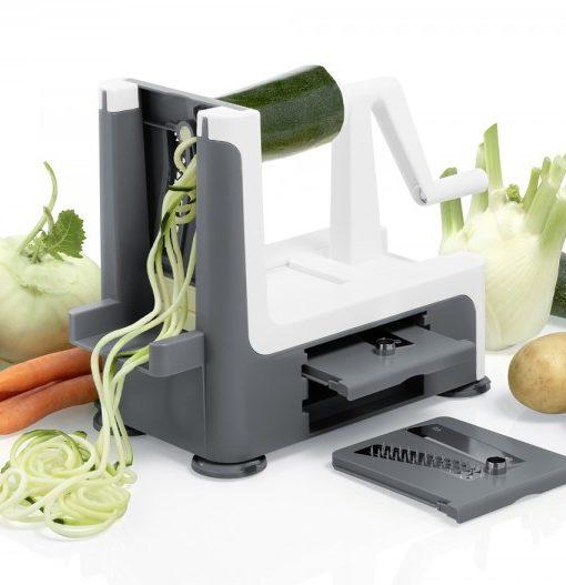 192-00 Spiralschneider Lurch für low carb Gemüsenudeln Spagetti2