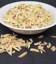 Mandeln gestiftelt - blanchiert & geröstet in Konditorenqualität