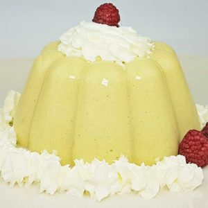 Pudding Vanille low carb glutenfrei sojafrei keto - Puddingpulver ohne Stärke, zuckerfrei, laktosefrei, vegan