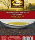 Drachenkopföl-Gourmet-Öl-Omega-3-Etikett