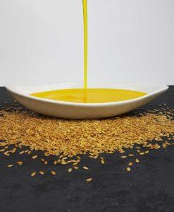 Leinöl-Premium-Omega-3-kaltgepresst-Goldlein