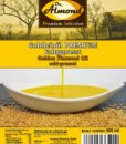 Leinöl-Premium-Omega-3-kaltgepresst-Goldlein-Etikett