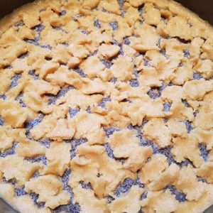 Mohnfix Low Carb Mohnfullung Fur Kuchen Und Desserts Glutenfrei