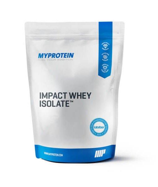 Impact Whey Isolat MyProtein