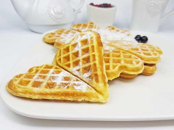 Low-carb-Pfannkuchen-Waffel-Teig-Backmischung-Pancakes